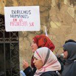 Tarajal, Ceuta, Marruecos, Soplalebeche, concertinas, inmigración, refugiados