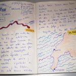 Cuadernos Viaje, Camino de Santiago, Fisterra, Muxia, Galicia