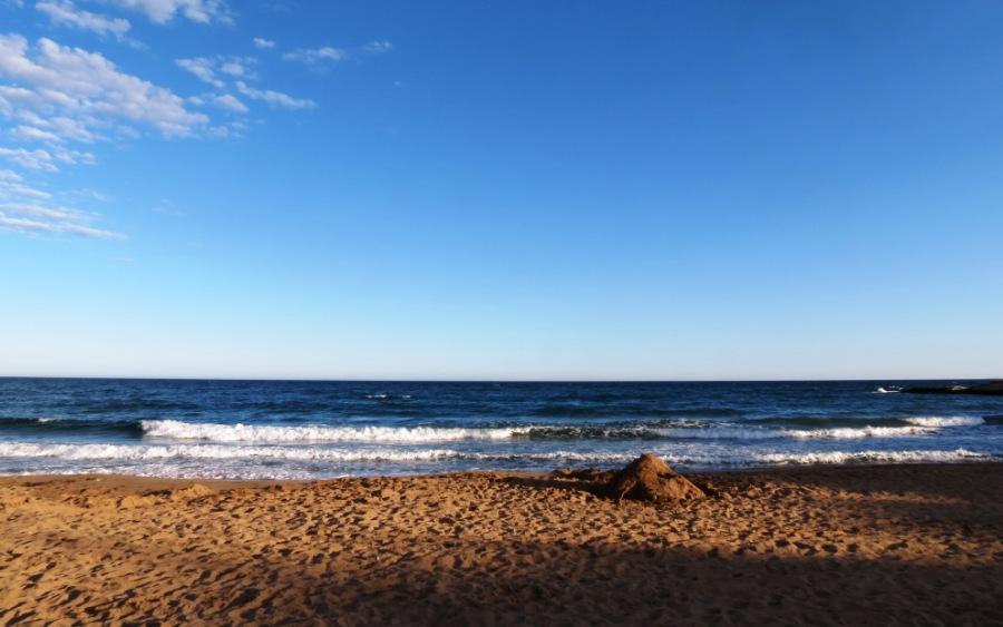 Soplalebeche, viento, mediterraneo, mar, playa, lebeche