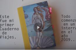 cuaderno de viaje, interrail, europa, america, africa, soplalebeche